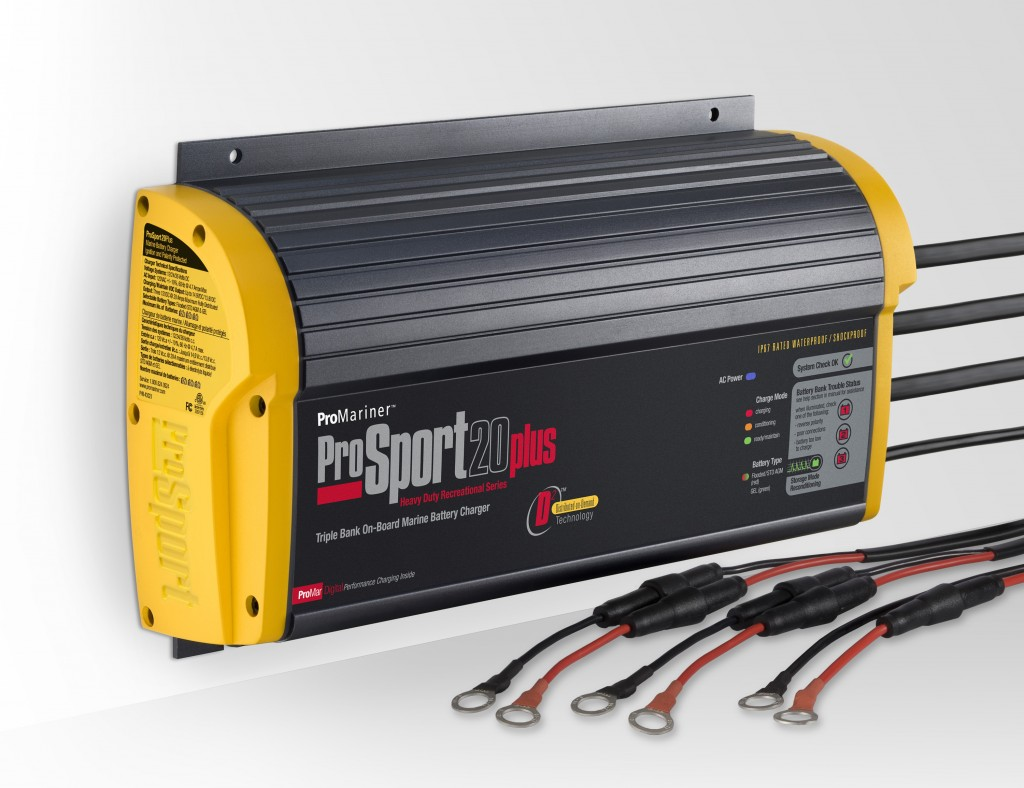 prosport battery chargers gnb systems 12 Volt Battery Wiring Diagram at 3 Bank On Board Battery Wiring Diagram