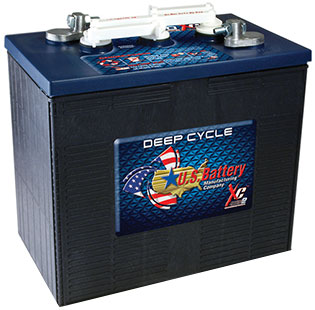 6 Volt Deep Cycle 250EXC2