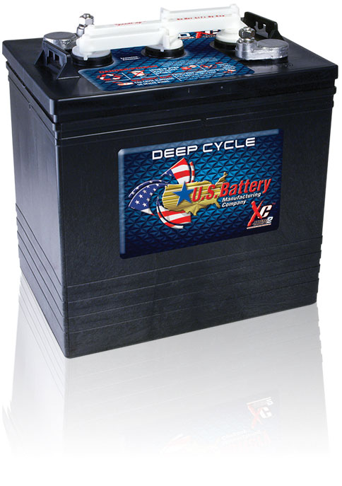 Deep Cell Battery Tester : Us xc volt deep cycle battery